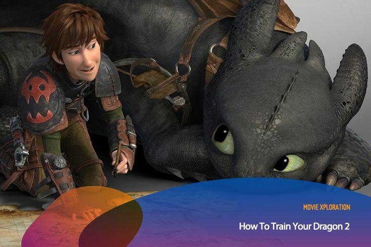 Buat kalian yang mengikuti film 'How To Train Your Dragon' kini sang naga kembali dengan filmnya yang ke 2. Tidak kalah serunya dengan yang pertama kali ini petualangan mereka dimulai di sebuah gua es rahasia.   Pasti penasaran kan? Tenang, film ini udah 'Now Playing' di bioskop terdekat guys!  Penasaran? Tonton trailernya pakai HotRod3G+ kamu, #GaraGara3G nggak akan buffer deh ;) http://youtu.be/Z9a4PvzlqoQ