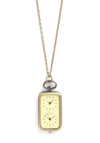 In the Zone Necklace - Gold, Solid, Vintage Inspired, Better, Gold, Best Seller, Gals, Top Rated