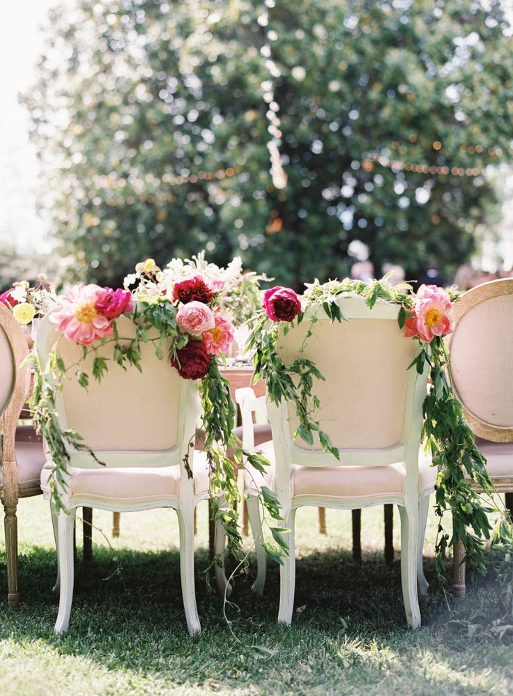 86 best Sweetheart Tables Chairs images on Pinterest