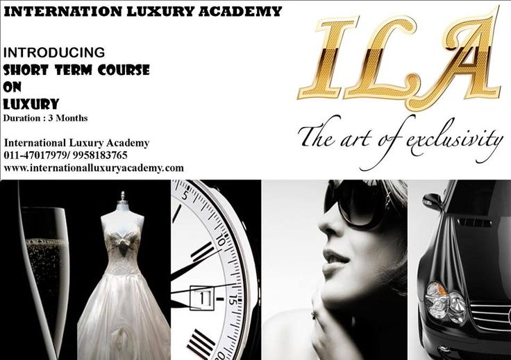 How to lead the Luxury Management with Top Brands?