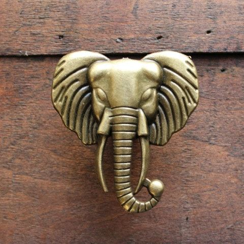 39 Best Images About Elephants Doorknokers Amp Handles On