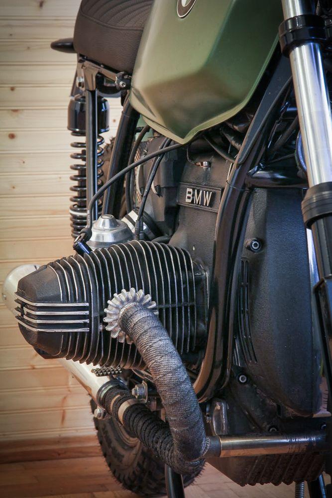 BMW R65 engine