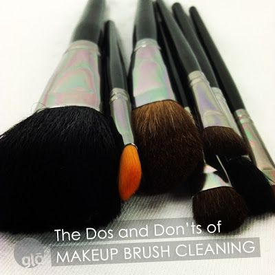The Dos and Don'ts of Makeup Brush Cleaning