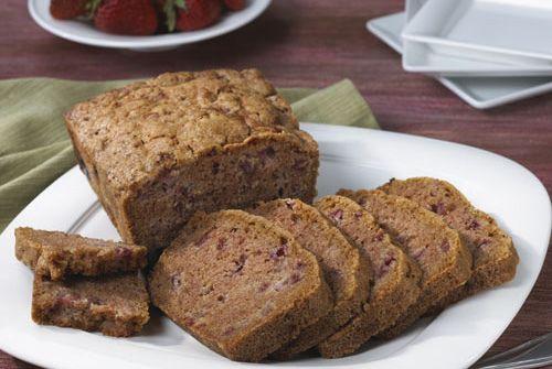 Strawberry Bread - Kidney-Friendly Recipes - DaVita