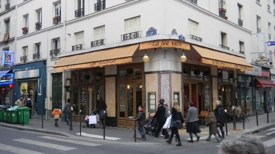 Go to La Fée Verte for absinthe and a good crowd. It's in Paris 11 near the Voltaire Metro stop.
