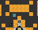 В игре «Война на блоке» вы защищаете свой командный пункт от полчищ танков противника.