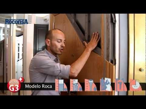 Puerta Modelo Roca - Semi acorazada - Nivel 3 de seguridad