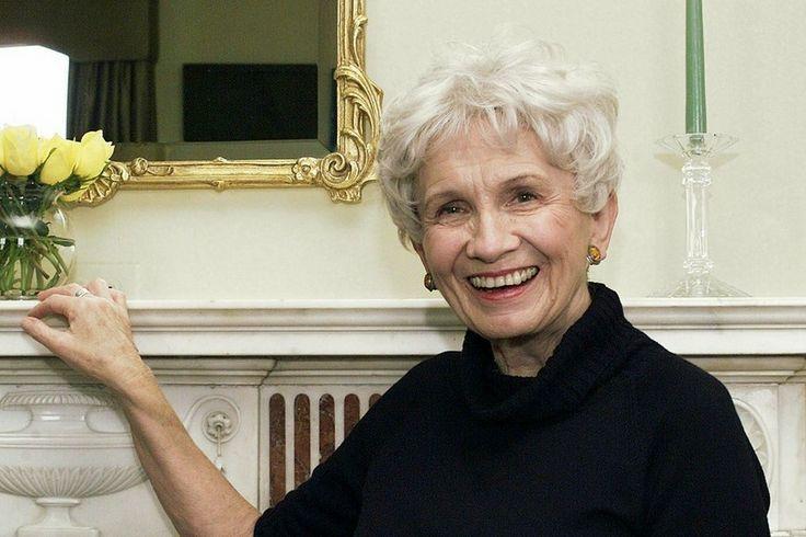 Nobel de literatura: Alice Munro