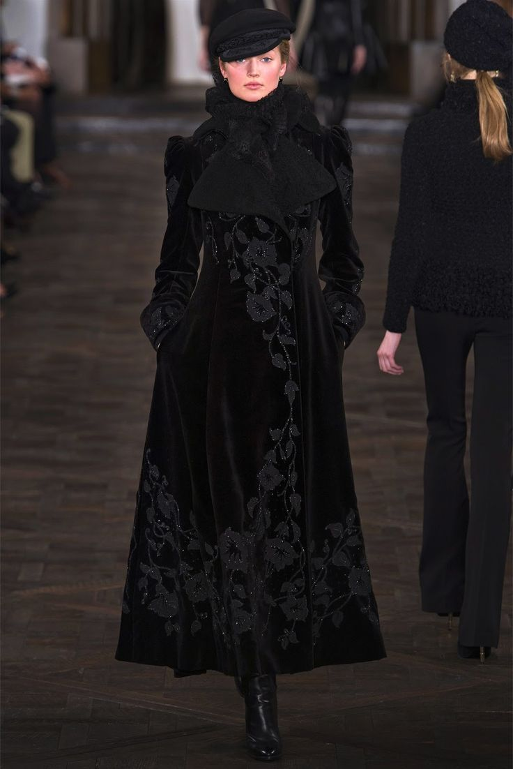 Ralph lauren fall 2013 rtw i adore this coat fall 2013 pinterest Good style fashion show cleveland