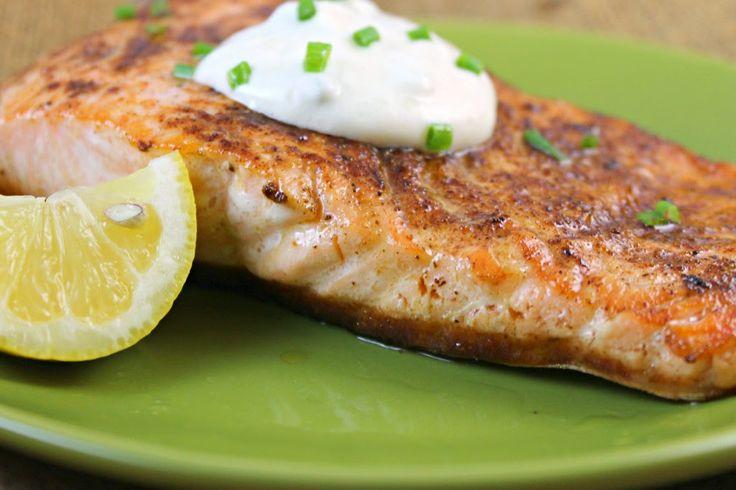 Kusina Master Recipes: Spice Roasted Salmon