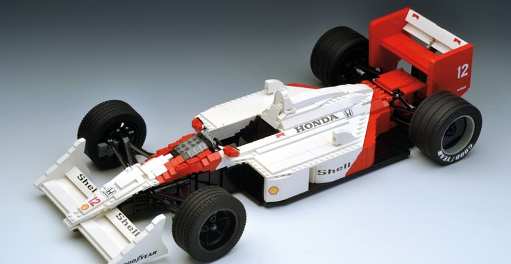lego technic mclaren mp4 4 f1 racing cars off road cars pinterest lego technic and. Black Bedroom Furniture Sets. Home Design Ideas