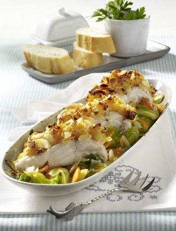 Unser beliebtes Rezept für Fisch-Porree-Auflauf mit Butter-Bröseln und mehr als 55.000 weitere kostenlose Rezepte auf LECKER.de.