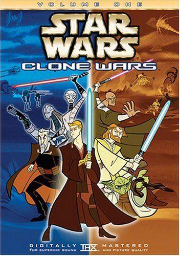 Star Wars: Clone Wars - Volume One 20th Century Fox http://smile.amazon.com/dp/B0006Z2LMO/ref=cm_sw_r_pi_dp_K2Zlxb08YCRA9