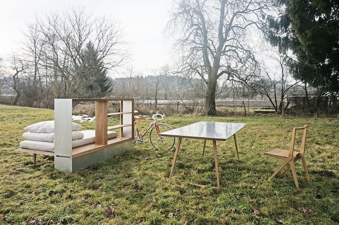 A Portable Room-In-A-Box By Juust Design | iGNANT.de