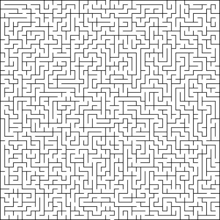 Medium Mazes | Medium Hard Mazes