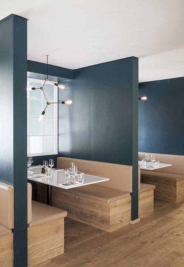 RESTAURANT | Italy by Norm Architects, Copenhagen, Denmark. #Interior #Design #Restaurant #Norm #Architects #Copenhagen [ok]