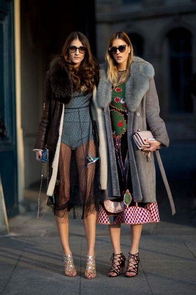 Paris Haute Couture 2017 Sokak Stilleri: 1. Gün - InStyle Türkiye