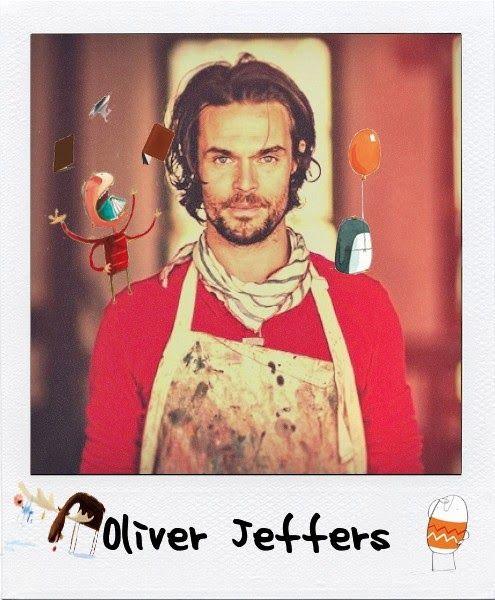 *La tête de l'art*: Oliver Jeffers