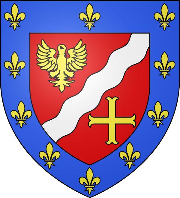 Val-d'Oise (France), Prefecture: Pontoise, Region: Île-de-France #Vald'Oise #Pontoise #France (L15642)