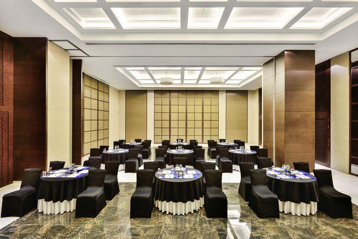 Dinner @ Novotel Imagica Khopoli Hotel, India