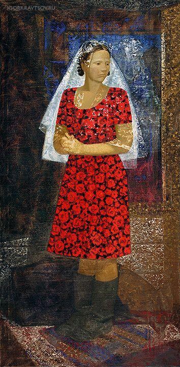 Igor Kravtsov (1964 - 2010) - Expectation, 2010