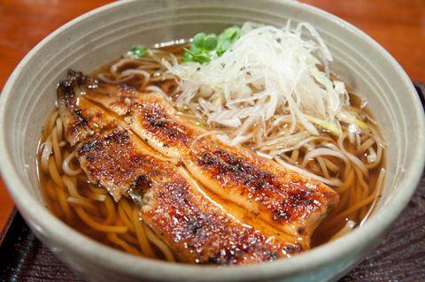 鰻蕎麦【UNAGI SOBA】