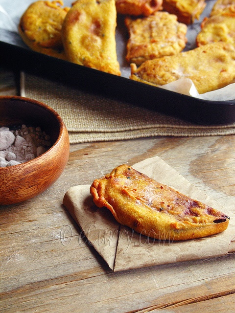 Beguni - Batter Fried Eggplants   FOOD   Pinterest