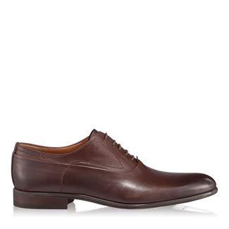 Pantofi barbati maro 2880 piele naturala