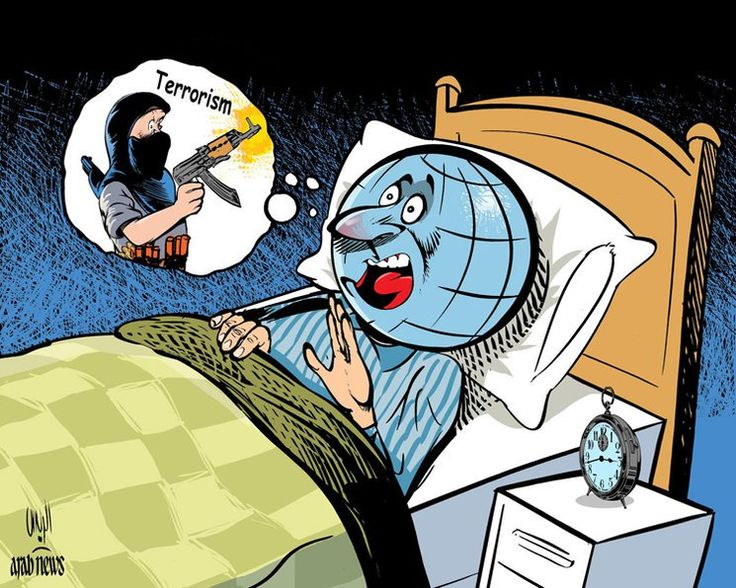 Arab News Cartoon by Mohammed Rayes | Arab News