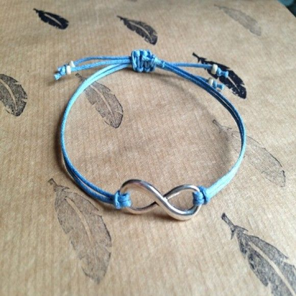 Beautiful!! Infinity Bracelet - Made in UK.  Ideal gift for Christmas.. Under £14 free delivery http://www.madecloser.co.uk/infinity-bracelet?filter_name=infinity