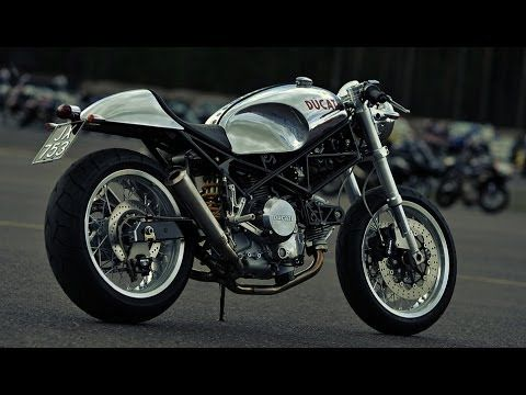 Custom Ducati Monster Body Kit