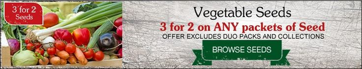 Buy Vegetable Seeds Online | Marshalls Seeds