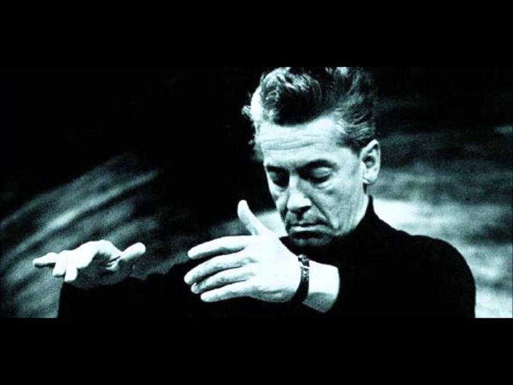 "Herbert von Karajan ""Intermezzo Sinfonico"" Cavalleria Rusticana This music thought me to love opera - back in 1965"