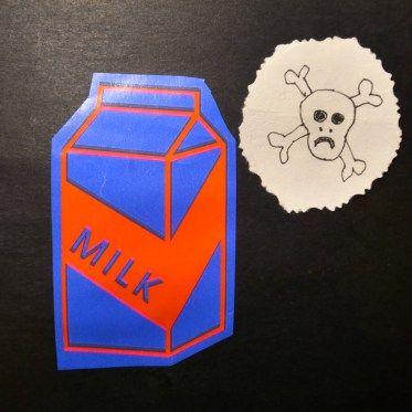 milk is dangerous