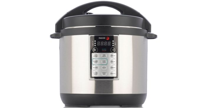 The Fagor Lux Multi-Cooker Is Even Better Than Your Instant Pot - Best Multi-Cooker