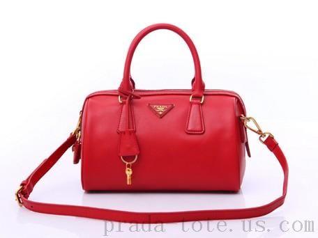 b7cfacebc5fc clearance sold prada bn2274 saffiano leather tote in red 38839 922ac; get  luxury prada bl0797 handbags in bright red onnline sale 501d1 2fdef