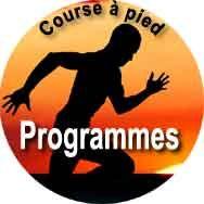 programme de course a pied , du jogging au running
