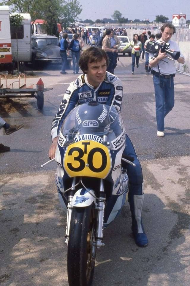 Patrick Pons (December 24, 1952 in Paris - August 10, 1980) was a French…