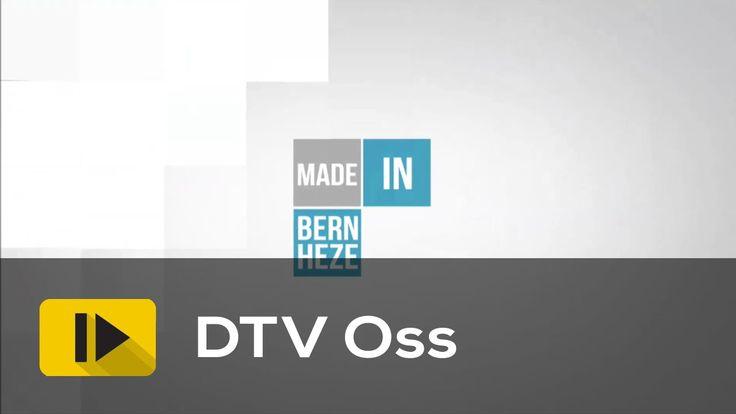 Compositie en muziekproductie voor de leader en bumpers van 'Made in Oss' van DTV Oss.