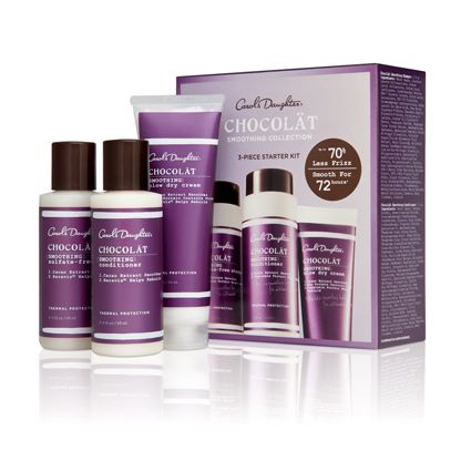 Natural Hair Care, Natural Beauty Products, Natural Skincare - Carol's Daughter - Chocolät Smoothing Collection 3-Piece Starter Kit