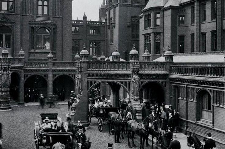 Birmingham General Hospital c.1900