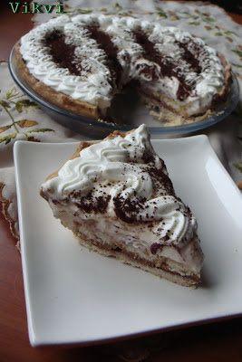 B&B: Anyuci készítenél...: Tiramisu pite