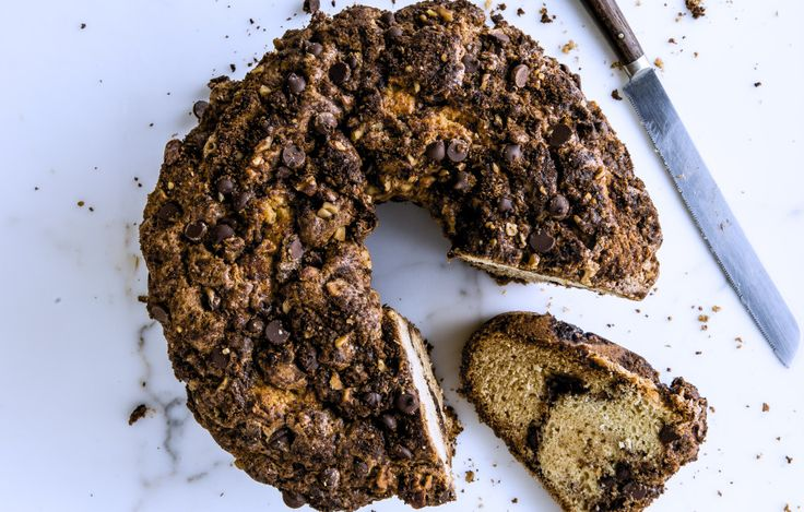 Bon Appetit Best Ever Coffee Cake