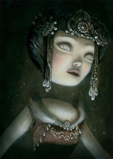 269 best images about benjamin lacombe on pinterest - Blancanieves benjamin lacombe ...