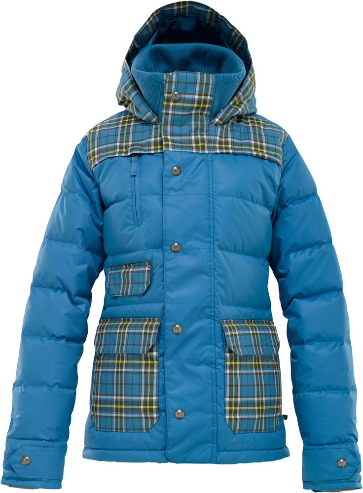 Burton Dandridge Down Snowboard Jacket #Sale HerSportsGear.com