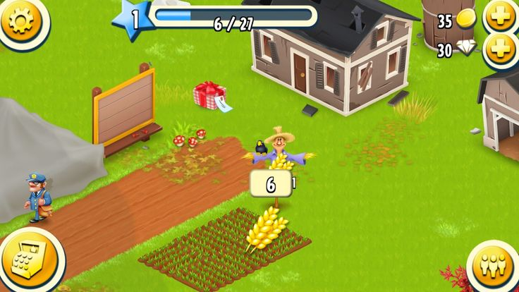 Hay Day By Supercell