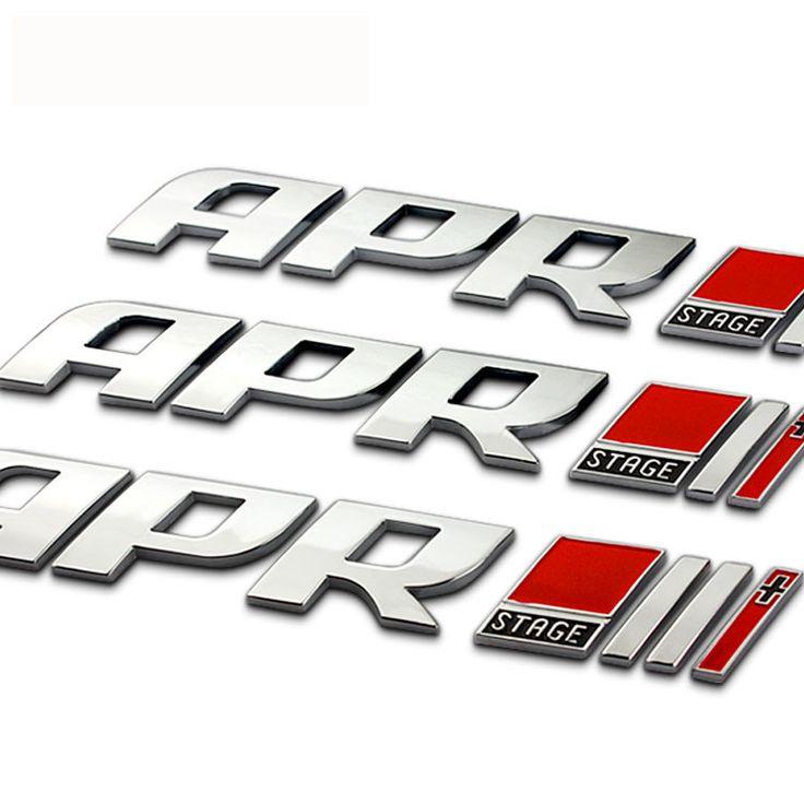 $23.70 (Buy here: https://alitems.com/g/1e8d114494ebda23ff8b16525dc3e8/?i=5&ulp=https%3A%2F%2Fwww.aliexpress.com%2Fitem%2FCar-Chrome-Metal-Badge-Emblem-APR-Stage-II-Genuine-part-GTI-Golf-mk6-mk7-Badge-For%2F32314322995.html ) Car Chrome Metal Badge Emblem APR Stage II+ Genuine part GTI Golf mk6 mk7 / Badge For Audi VW VOLKSWAGEN b5 b6 RS4 RS6 Stickers for just $23.70