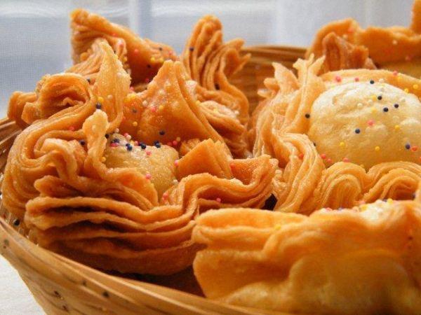Pastelitos de dulce de membrillo
