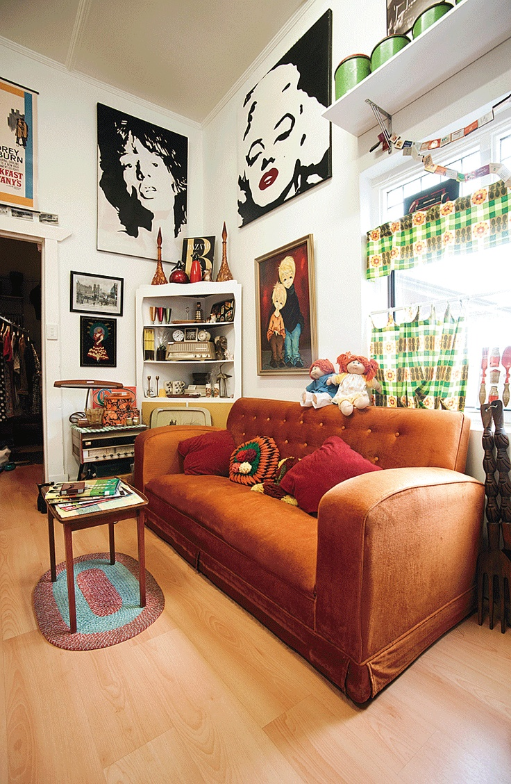 WHAT A TREAT CAFE  Shop 4, 8-12 Rosetta Street, West Croydon    Praise the giddy vintage gods above! The latest cafe to hit Croydon mixes coffee sipping and rack flicking. Go west from Queen Street to where retro seating and bright 1960s tablecloths mark the spot. You'll find pre-loved clothing, art and wholesome food, including all-day breakfast on weekends. #Adelaide