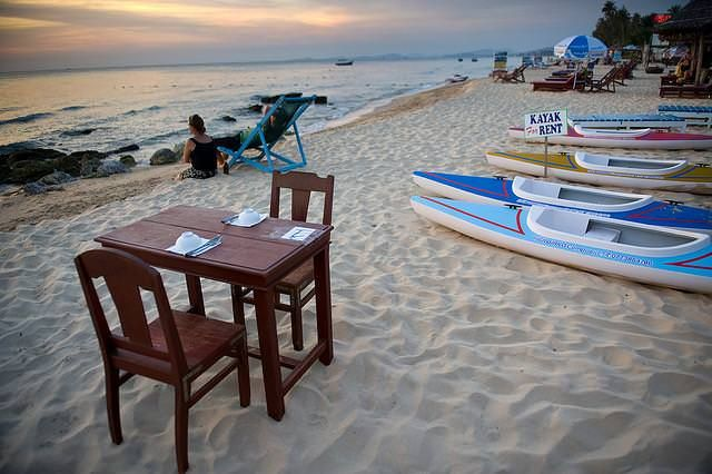 Simply the most beautiful island in Vietnam, Phu Quoc is liberally sprinkled with picture-perfect white sand beaches and cloaked in dense, impenetrable jungle. Long Beach is sophisticated, Ong Lan Beach romantic, and Bai Sao simply irresistible.